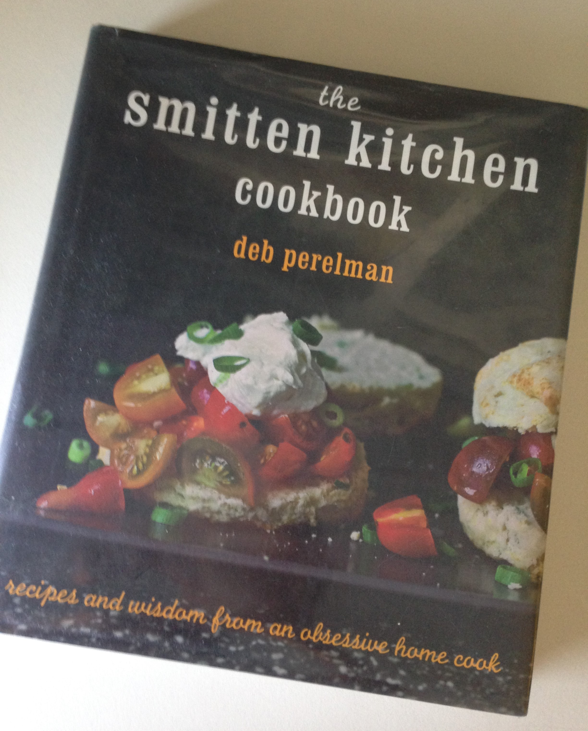 Cookbook Club The Smitten Kitchen Cookbook Deb Perelman