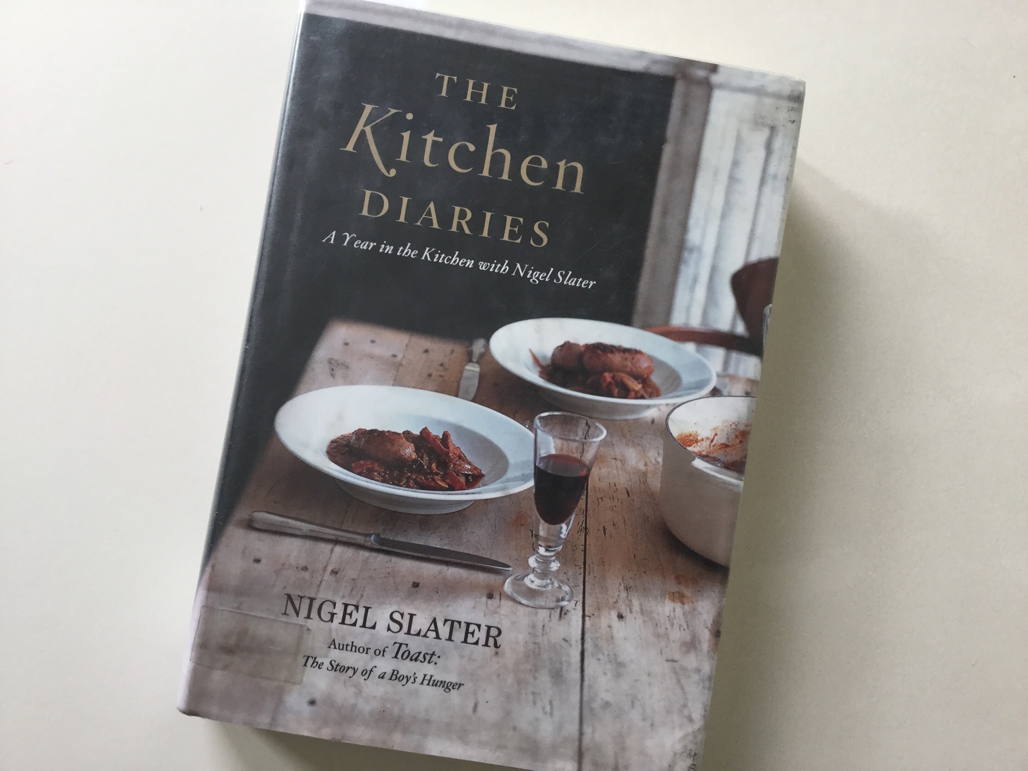 Cookbook Club The Kitchen Diaries Nigel Slater